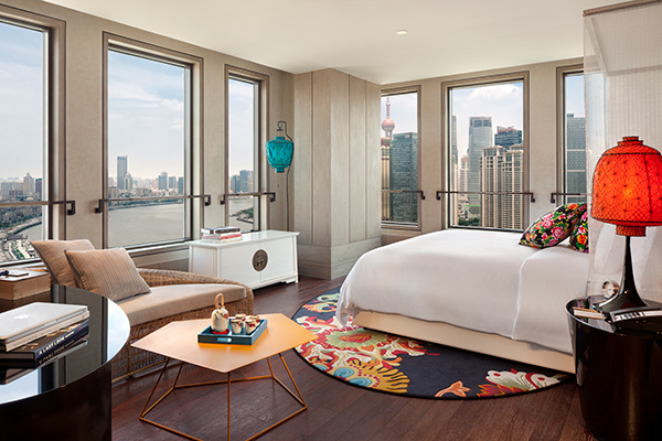 Hong Kong Hotel Room - Glenhaven Home & Garden